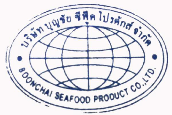 BOONCHAI SEAFOOD  PRODUCT CO., LTD.